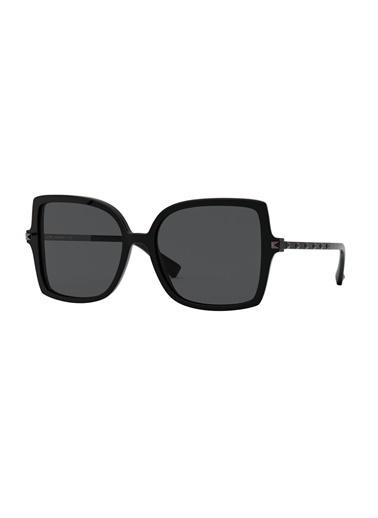Valentino Valentino Va4072 500187 56 Ekartman Kadın Güneş Gözlüğü Siyah
